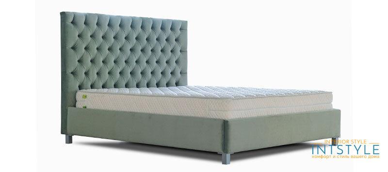 Сколько ткани нужно на двухспальную кровать. Раскладка, чертежи.
