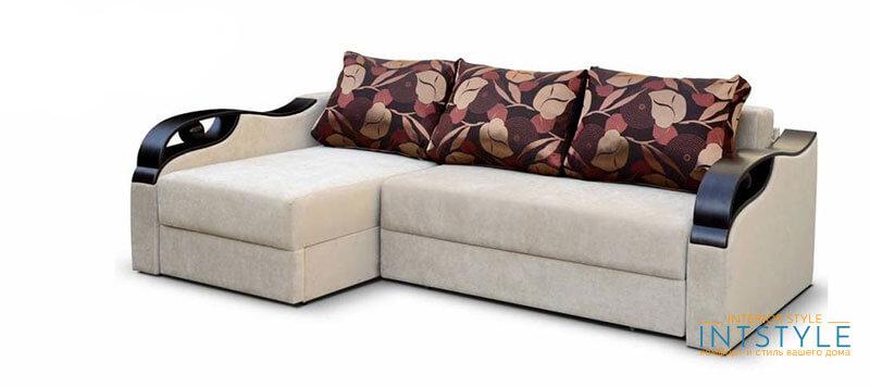 Сколько ткани нужно на угловой диван