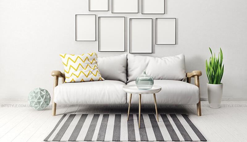 Как выбрать цвет дивана в гостиную.