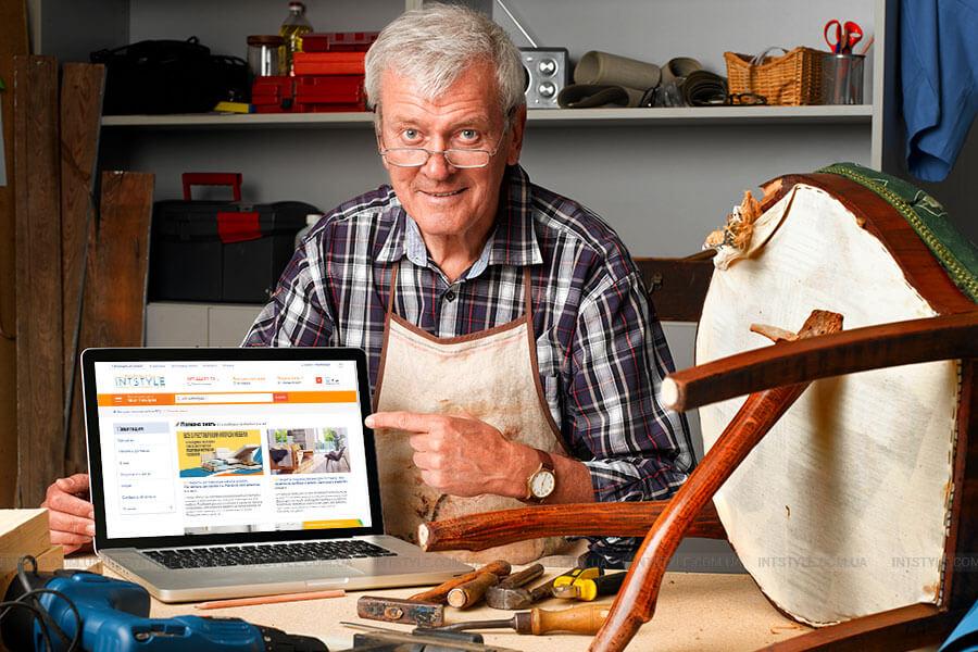 Реставрация мягкой мебели своими руками. Материалы для ремонта. Наполнитель дивана.