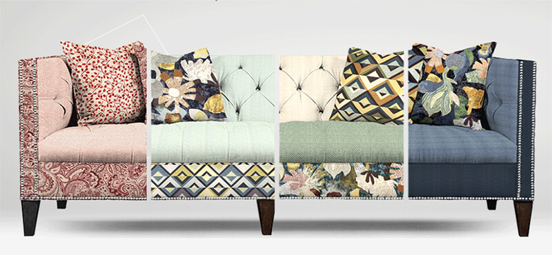 Сколько ткани нужна на диван